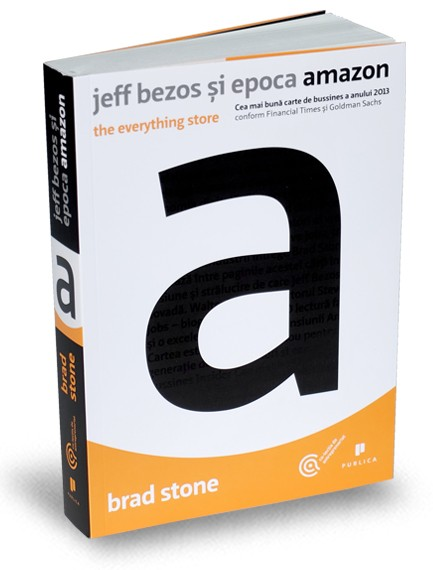 jeff bezos si epoca amazon carte