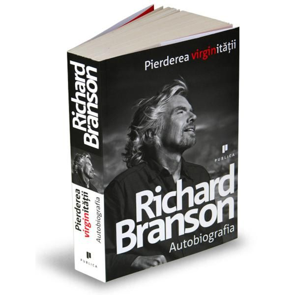 carte pierderea virginitatii richard branson