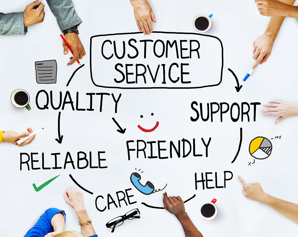 How to create value for customers or establish a service culture